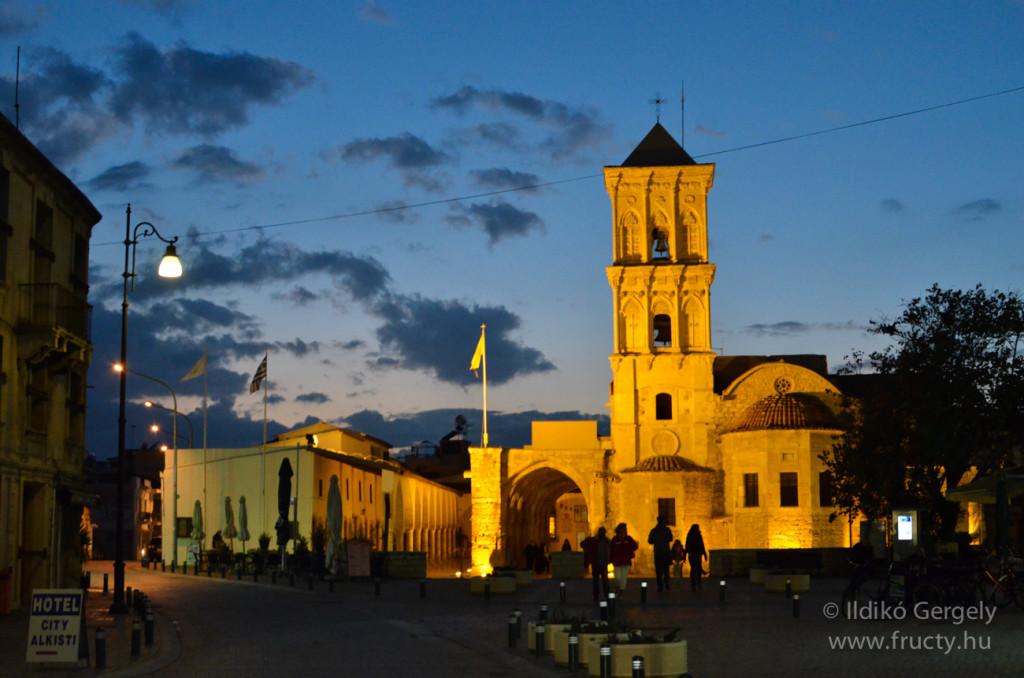 St. Lazarus templom
